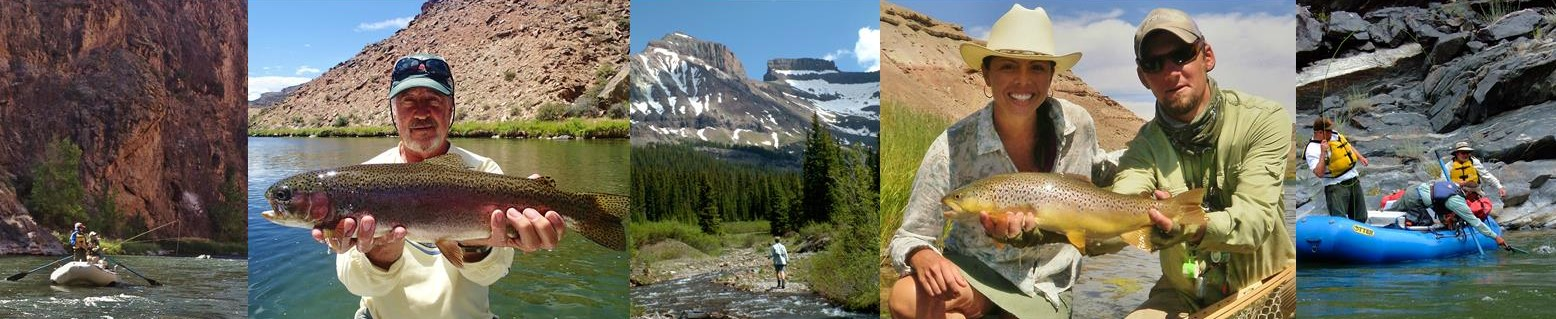 Guided Fly Fishing in SW Colorado