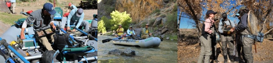 Colorado Fly Fishing Guide School