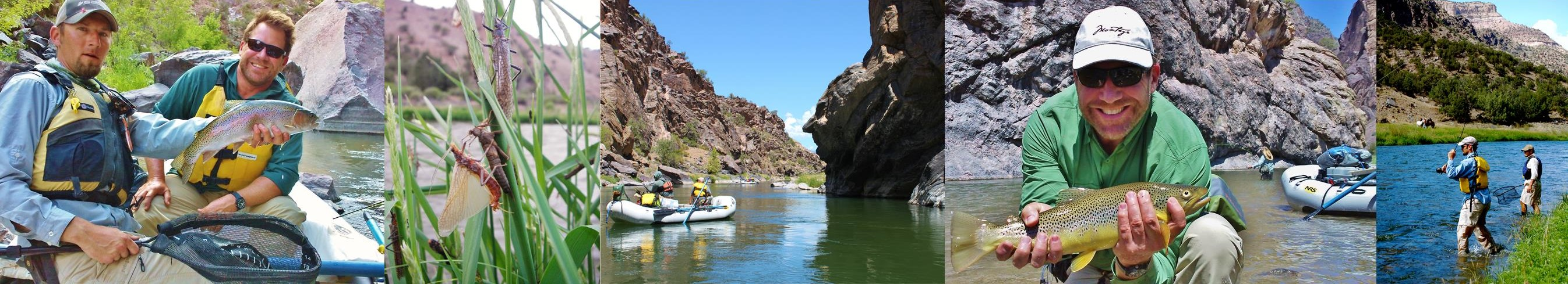 Gunnison Gorge Float Fishing in Colorado