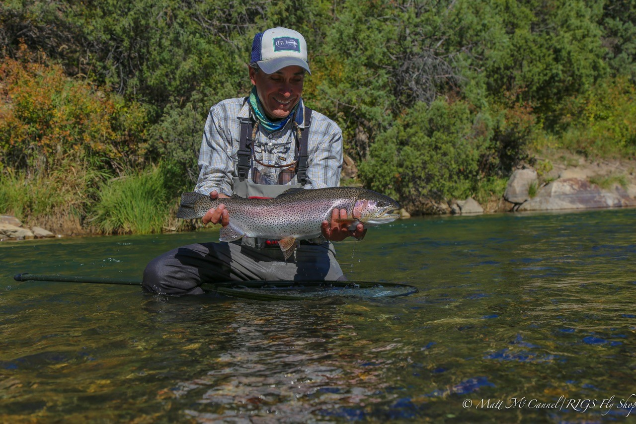Spring fishing fly fishing the uncompahgre and gunnison for Gunnison river fly fishing