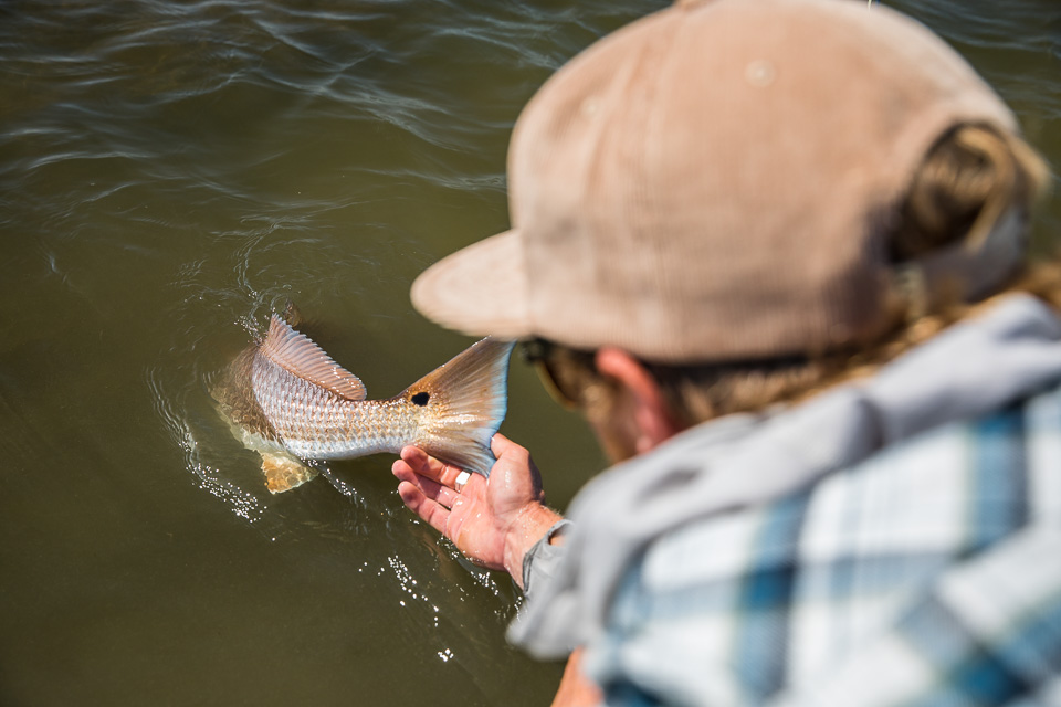 RIGS hosted Louisiana Red Fish