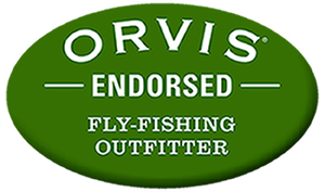 RIGS is an Orvis Endorsed Fly-Fishing outfiter!